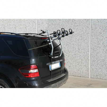 Porte vélos T3 pour Skoda Superb - 2002 à 2008  5 portes