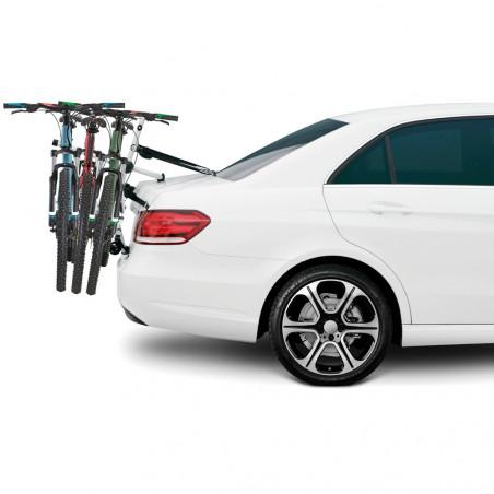 Porte vélos Nitto pour Skoda Superb - 2008 à 2013  5 portes