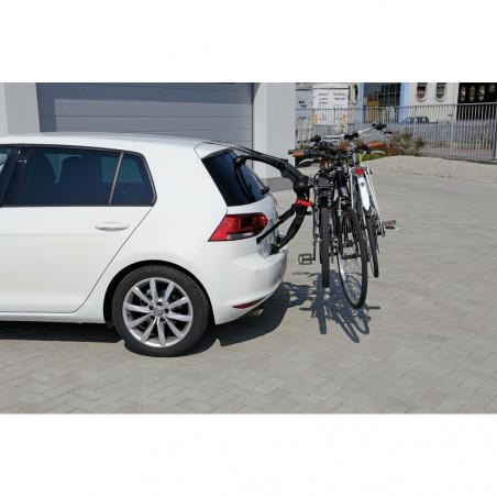 Porte vélos Cyclus 3 pour Jaguar X-Type - 2001 à 2009