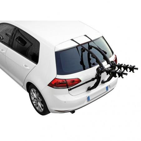 Porte vélos Cyclus 3 pour Peugeot Partner Tepee - 2008 à 2012  5 portes