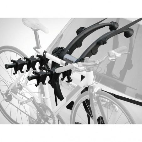 Porte vélos Cyclus 3 pour Skoda Superb - 2002 à 2008  5 portes
