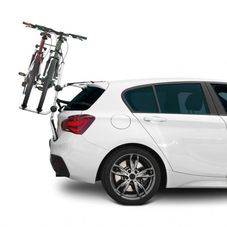 Porte vélos Pyro 2 pour Peugeot Partner Tepee - 2008 à 2012  5 portes