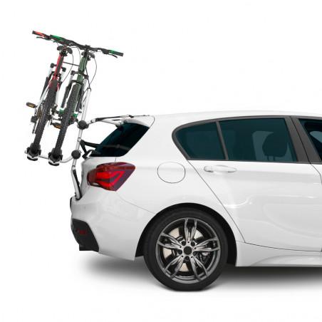 Porte vélos Radius 2 pour Peugeot Partner Tepee - 2008 à 2012  5 portes