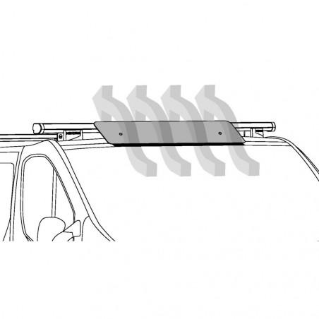 Deflecteur de toit 95cm pour barres de toit ACIER
