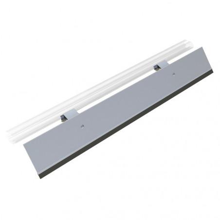 Deflecteur de toit 110cm pour barres de toit ALUMINIUM
