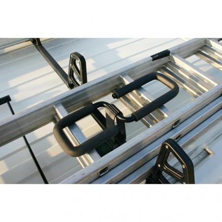 Bloque echelle pour barres de toit  - Doit être utilisé avec les sangles d'arrimage. Livré à la pièce