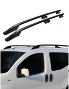 Barres de toit longitudinales pour Van, SUV et véhicule utilitaire